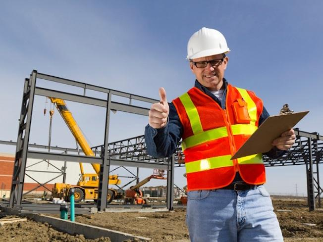 Construction safety training verification of competency