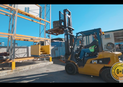 forklift, training